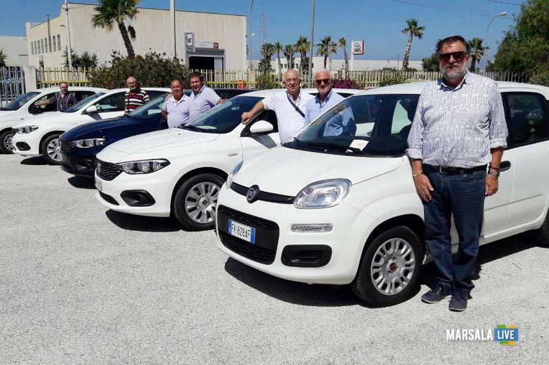 consegna auto a servizi ASP