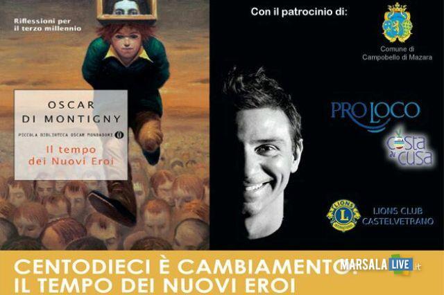 locandina_presentazione libro Il tempo dei nuovi eroi-
