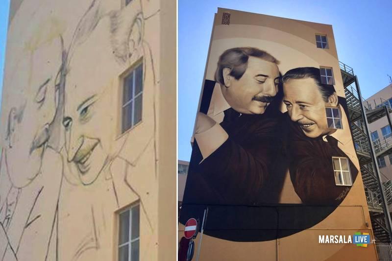 murales-falcone-e-borsellino-a-palermo