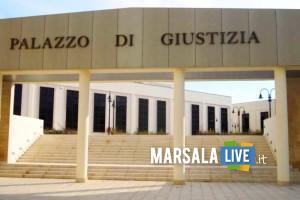 palazzo di giustizia Marsala