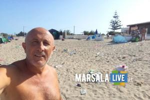 15 8 2017 i barbari spiaggia Gaspare barraco