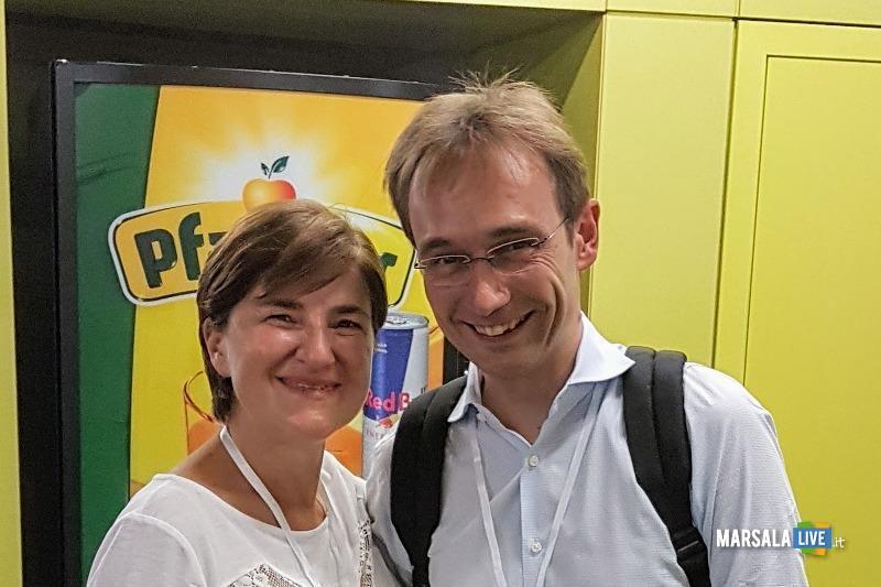 Foto con prof Hohenwarter
