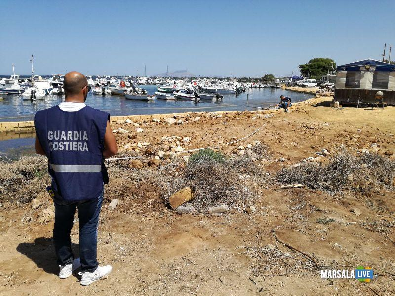 Marsala ormeggi abusivi tre sotto sequestro guardia costiera- (1)
