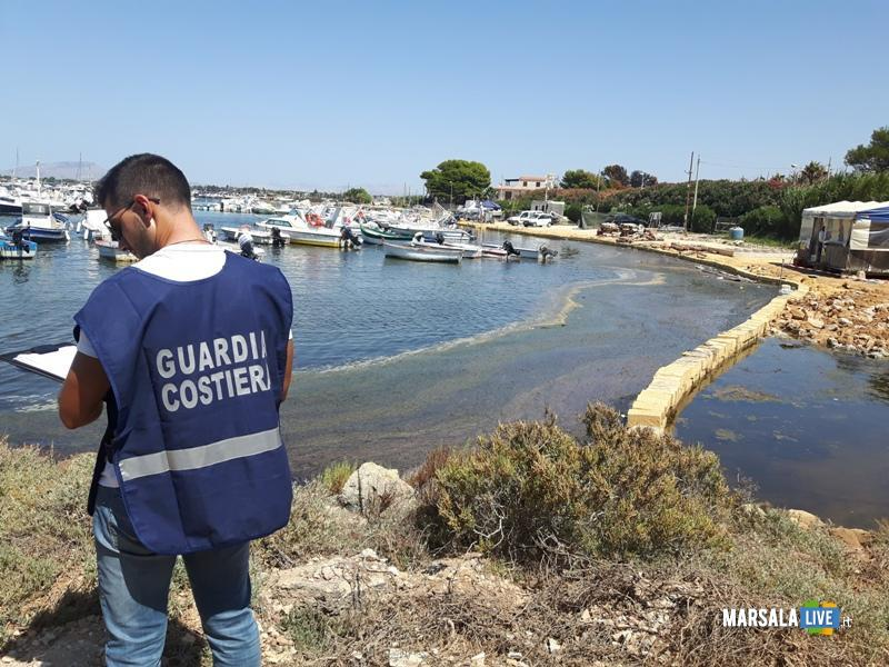Marsala ormeggi abusivi tre sotto sequestro guardia costiera- (3)