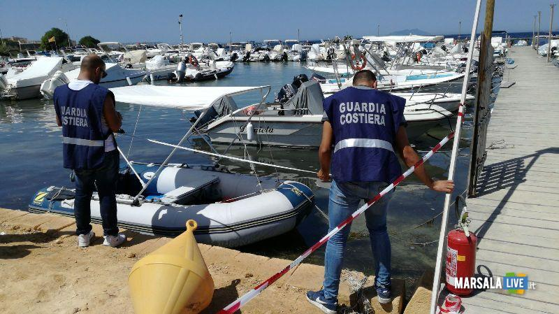 Marsala ormeggi abusivi tre sotto sequestro guardia costiera- (4)