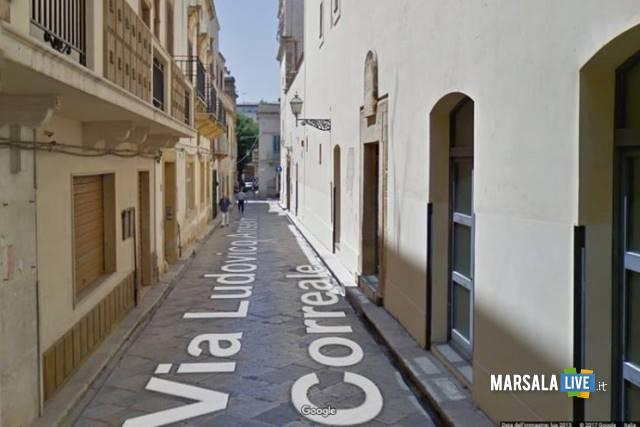 Marsala via Ludovico Anselmi Correale