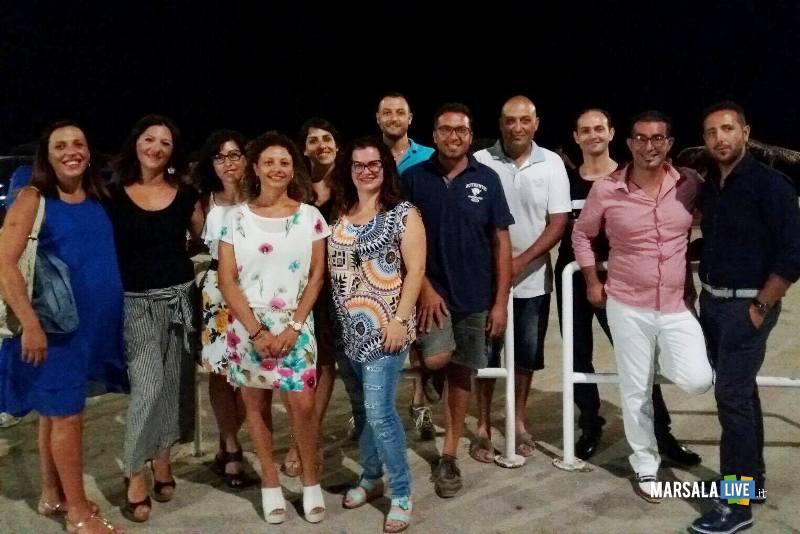 Petrosino si sono riuniti dopo 27 anni i compagni della scuola elementare Torreggiano.