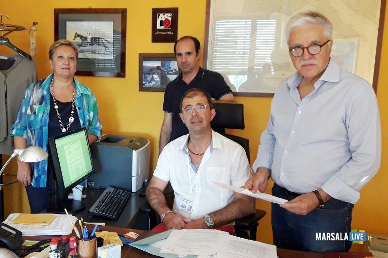 Rosanna Oliva, Diego Piazza, Danilo Palazzolo, Giovanni Bavetta