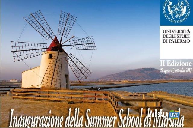 SUMMER SCHOOL inaugurazione Marsala
