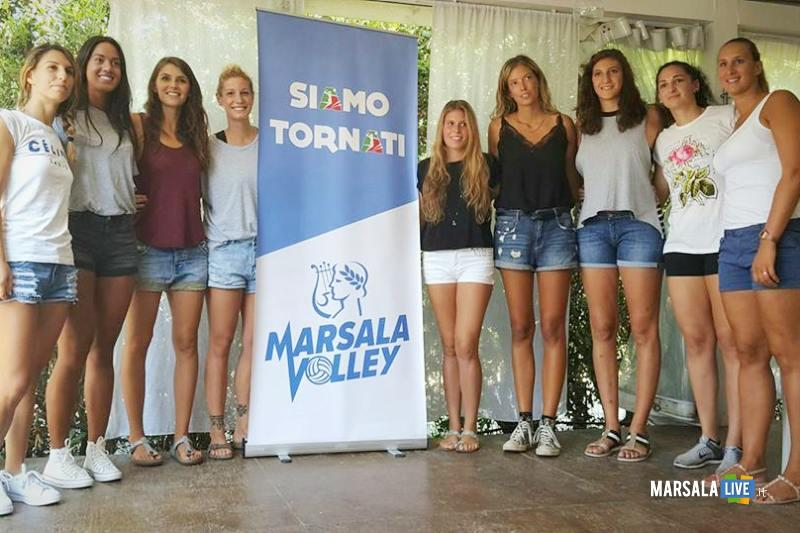 Sigel Marsala Volley 2017 2018