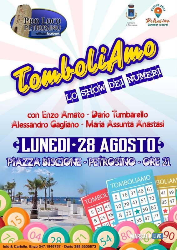 TOMBOLIAMO 2017 Pro Loco Petrosino