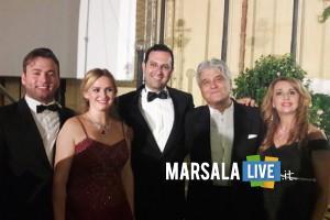 Valentino Buzza, Lyudmyla Porvatova, Giuseppe Palmeri, Francesco La Spada, Carmen Barone