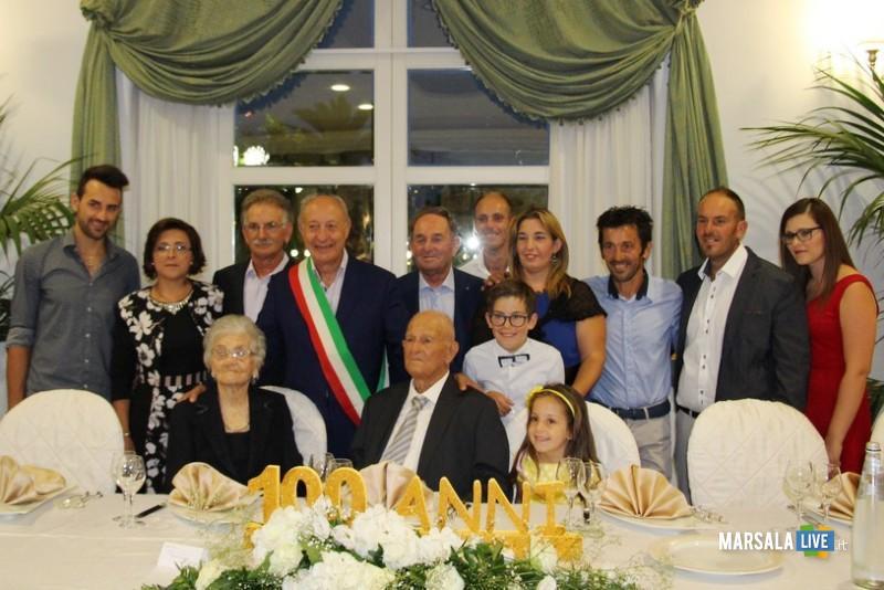 Vincenzo piccione 100 anni Marsala