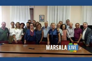 neo assunti con Bavetta e i primari di ostetricia Asp Trapani