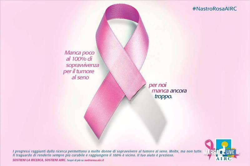 Marsala aderisce alla Campagna Nastro Rosa: Palazzo VII Aprile s'illumina di rosa