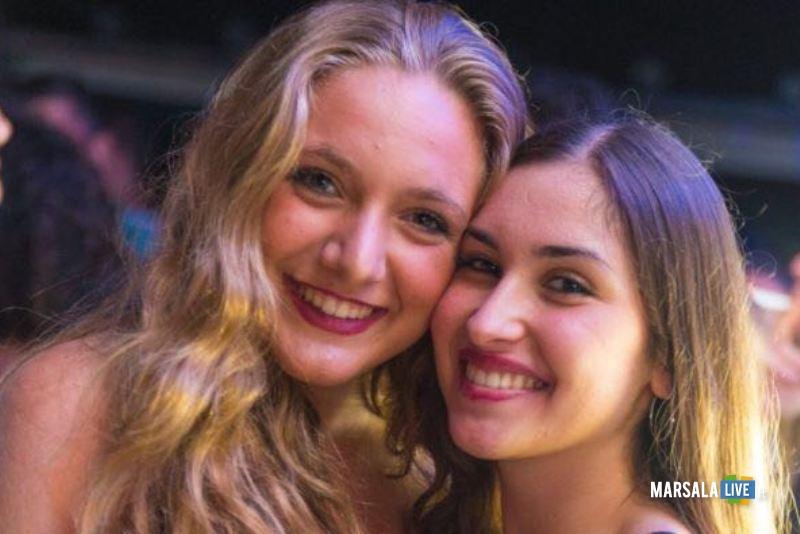 Duo Sofia Parrinello e Marta Scarpitta