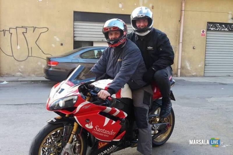 Emmanuele Giordano e Salvatore Migliazzo