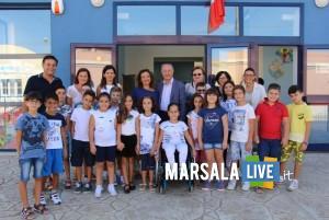 Scuola Via Dante Alighieri Marsala.