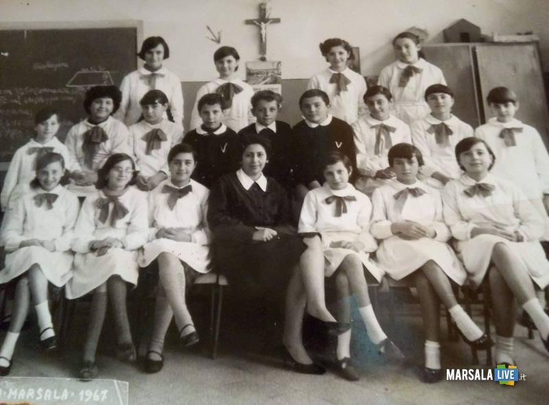 La 5ª A del 1967 della scuola Baglio Petrosino (1)