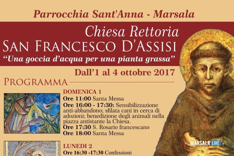Festivit di san francesco d assisi a marsala il 4 for Camera dei deputati live