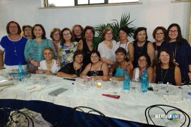 Petrosino le ragazze della 3ª A si sono riuniti dopo 42 anni