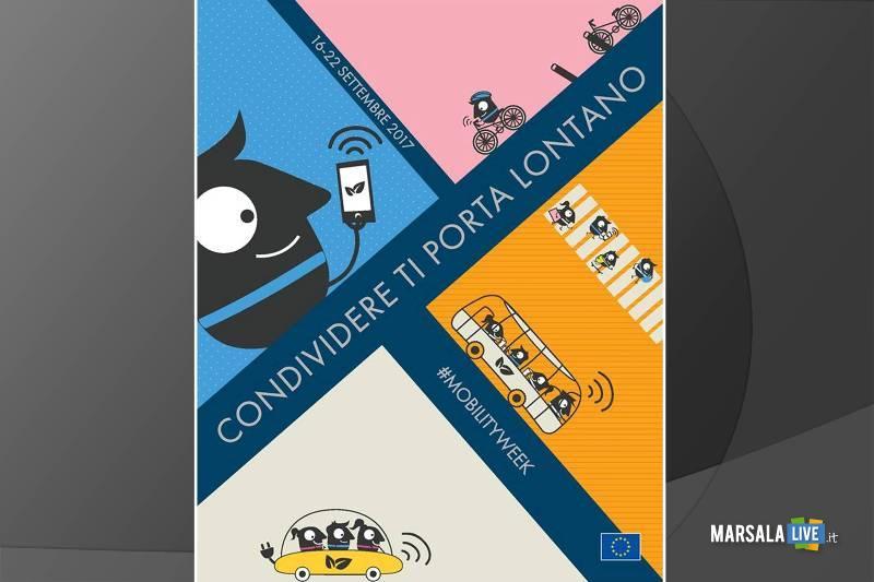 Settimana Europea della Mobilità a Marsala