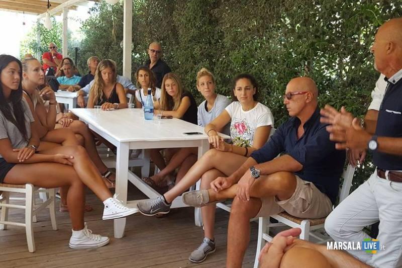Sigel Marsala Volley inizia la preparazione