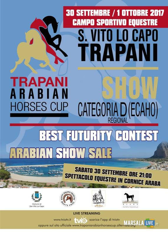Trapani Arabian Horses Cup a San Vito Lo Capo-