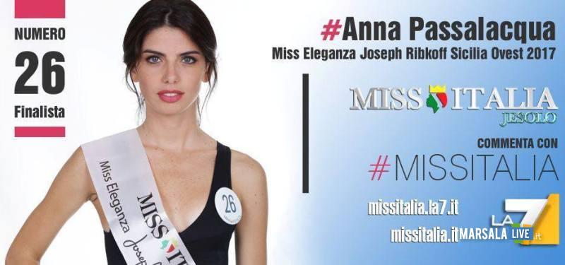 anna passalacqua miss italia marsala 26 home.