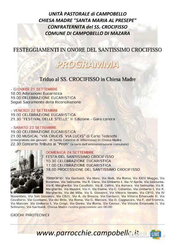 locandina SS Crocefisso 2017