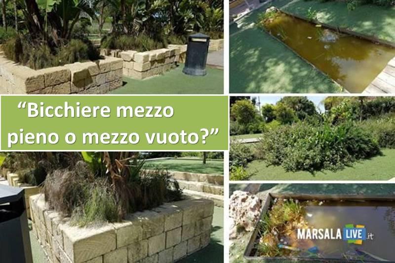 porta nuova giardino piazza vittoria marsala