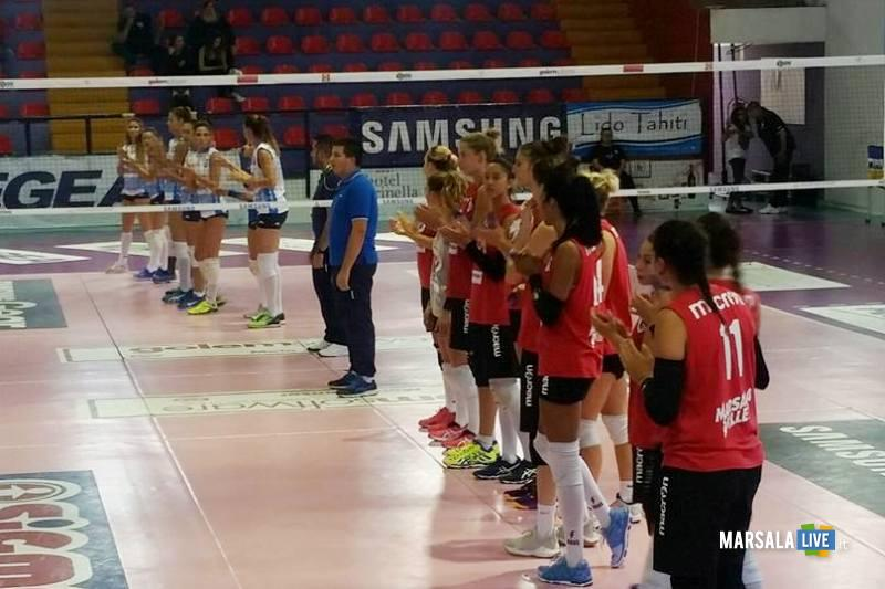 sigel marsala volley 2017 quadrangolare