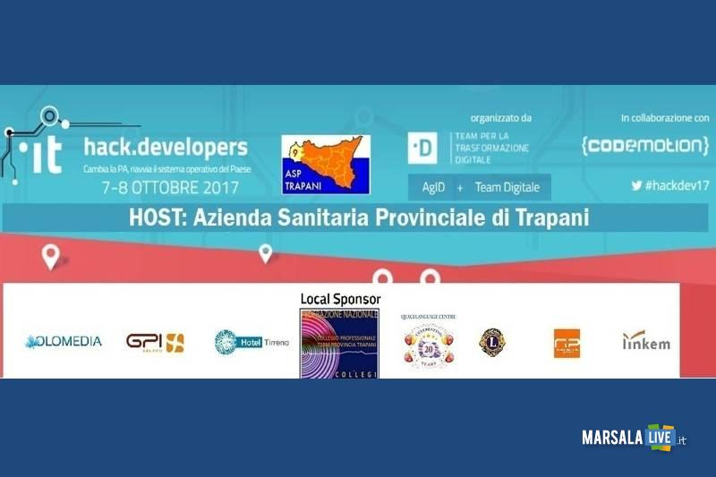 Asp di Trapani Hack.Developers 2017