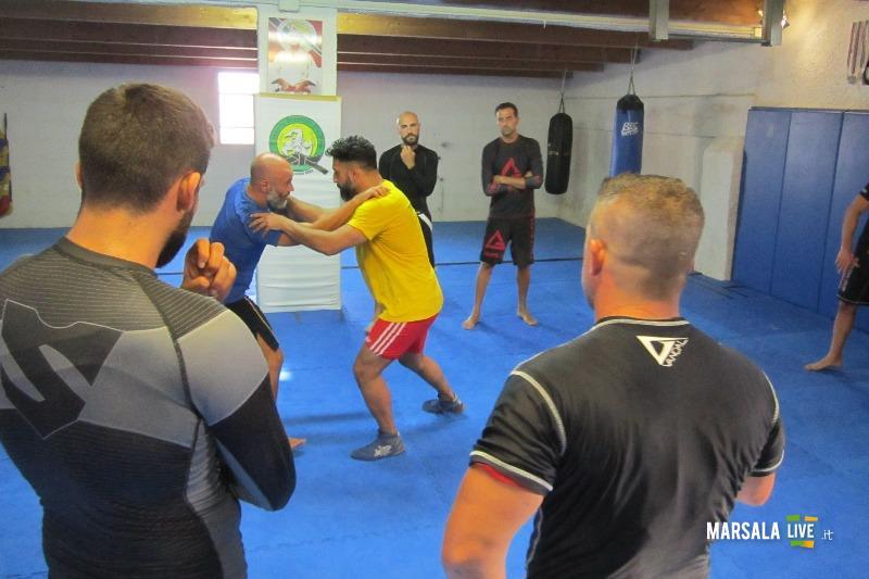 Brazilian Jiu Jitsu Saeed Esmaeli a Marsala (1)