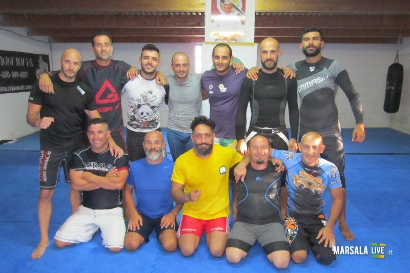 Brazilian Jiu Jitsu Saeed Esmaeli a Marsala (3)