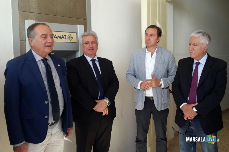 Ernandez, Gucciadi, Pagoto e Bavetta a Levanzo