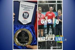 Gaspare Impeduglia Campione del Mondo di Bench Press