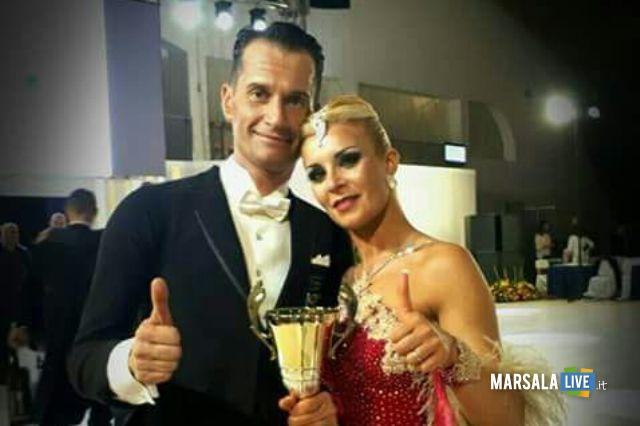Ignazio Grignani e Ilaria Gianfranchi polvere di stelle