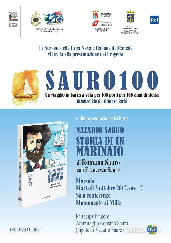 Nazario Sauro, Storia di un marinaio Marsala