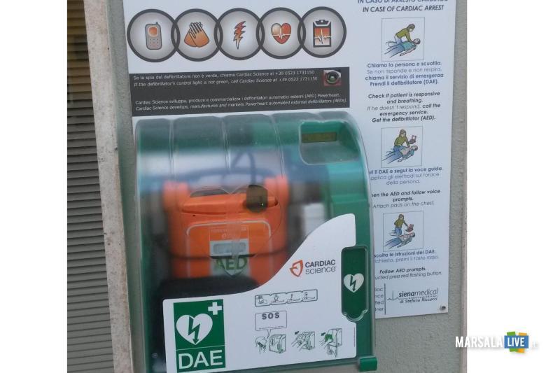 Un defibrillatore per Marettimo