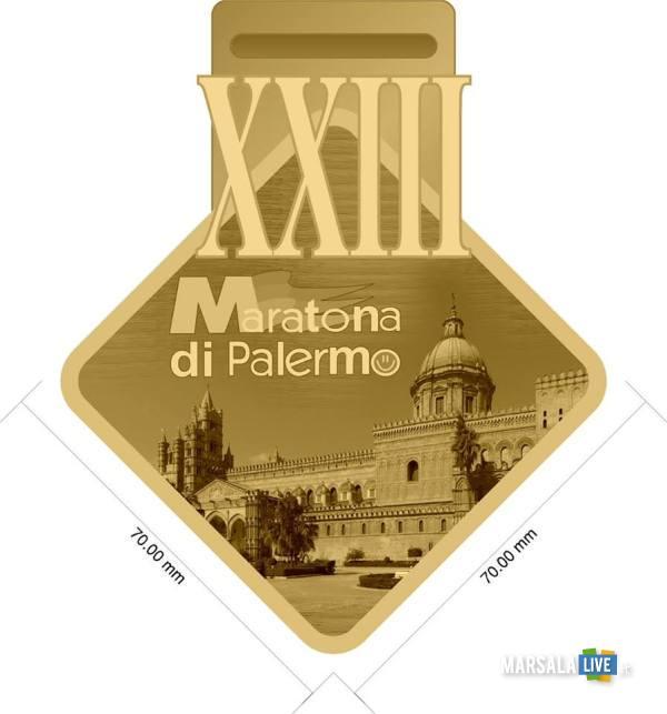 maratona di palermo_medaglia