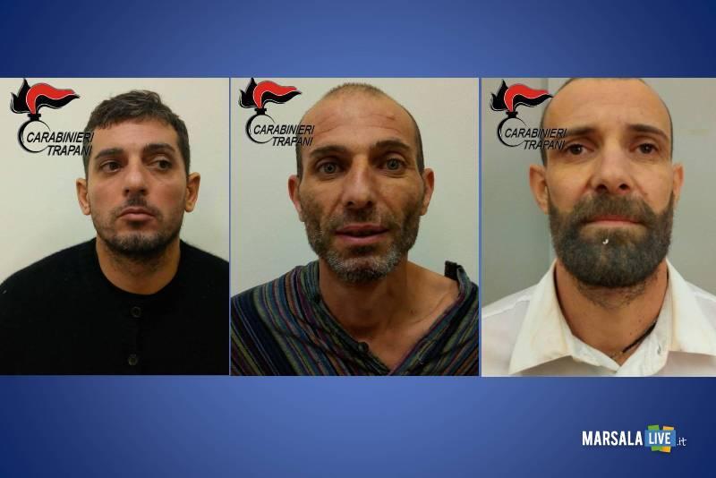 Adriano-Avolese-Giuseppe-Scardino-Massimo-Salvatore-Mangione-favignana