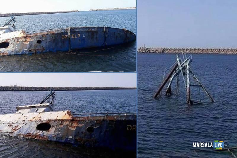 Affondato peschereccio mazarese a Bengasi