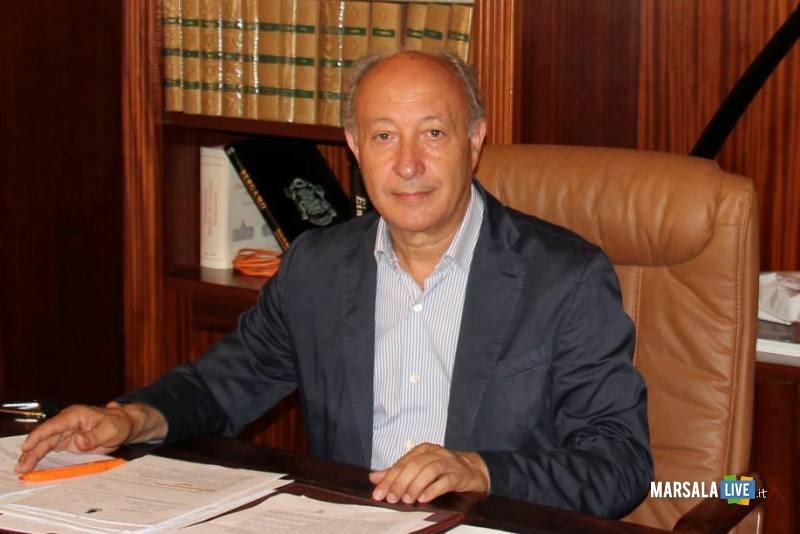 Alberto Di Girolamo sindaco Marsala