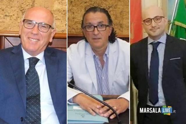 Arturo Galfano, Michele Gandolfo e Ignazio Chianetta