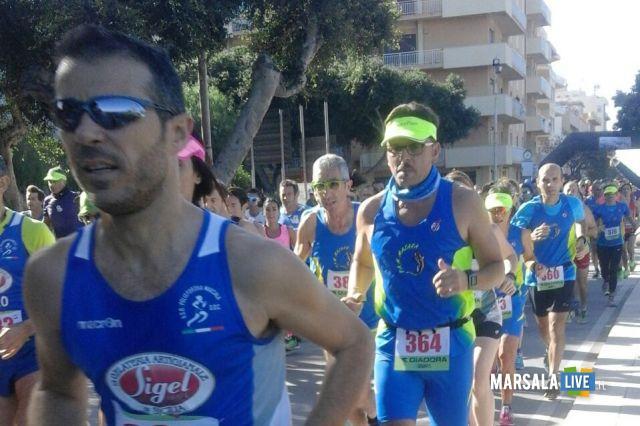 Atl. - Trofeo Garibaldino Marsala - 12.11.2017 - fasi partenza