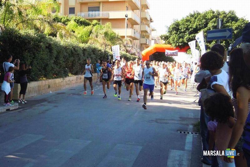 - Atl. - una precedente edizione del Trofeo Garibaldino - partenza