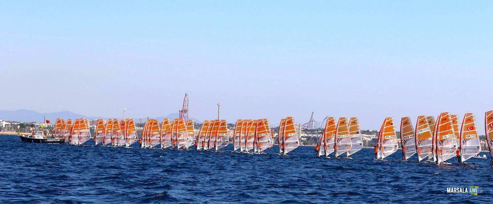 Campionati del mondo in Spagna Techno 293