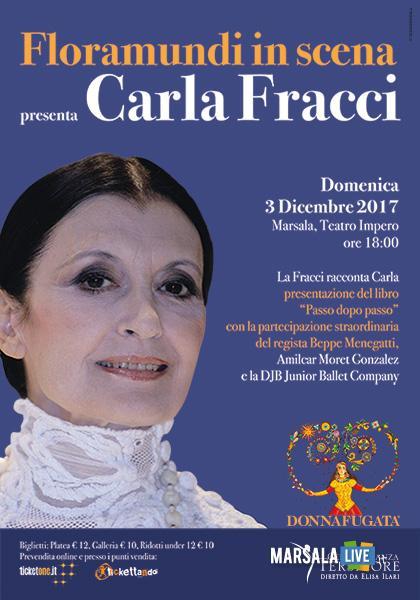 Carla Fracci evento