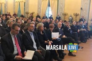 Il capo della Polizia Gabrielli a Palermo